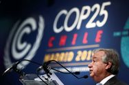 COP25 - Γκουτέρες: «Χάθηκε ακόμα μια ευκαιρία»
