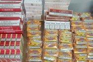 Πάτρα: Κατασχέθηκαν λαθραία πακέτα τσιγάρων