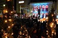 Πάτρα: Χριστουγεννιάτικες μελωδίες