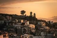 Όταν το ηλιοβασίλεμα, αγκαλιάζει τις γειτονιές της Πάτρας!
