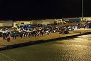 Η ανακοίνωση του Λιμενικού για την πτώση αυτοκινήτου στο λιμάνι της Κυλλήνης