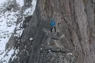 Ο ορειβάτης που δεν φοβάται τα ύψη (video)