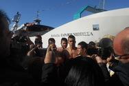 Αυτός είναι ο 19χρονος που έπιασε τον Τίμιο Σταυρό στο παλαιό λιμάνι της Πάτρας (pics)