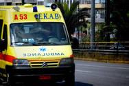 Πάτρα: Τραυματίστηκε ηλικιωμένος σε τροχαίο