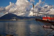 Βόλτα ένα χειμωνιάτικο πρωινό στο παλαιό λιμάνι της Πάτρας (φωτο)