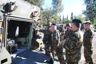 Eπίσκεψη Αρχηγού Γενικού Επιτελέιου Στρατού στην 95 ΑΔΤΕ (φωτο)