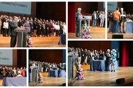 ΕΑΠ: Ολοκληρώθηκαν οι τελετές ορκομωσίας των Σχολών Θετικών Επιστημών και Τεχνολογίας και Εφαρμοσμένων Τεχνών
