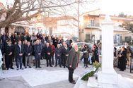 Ο Δήμος Πατρέων τίμησε την μνήμη των πεσόντων του ολοκαυτώματος των Σελλών (φωτο)