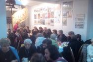 Πραγματοποιήθηκε η κοπή πίτας του Συλλόγου Κεφαλλήνων και Ιθακήσιων Αιγιαλείας και Καλαβρύτων
