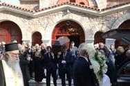 Σε στενό οικογενειακό κύκλο έγινε η ταφή της Χριστίνας Λυκιαρδοπούλου