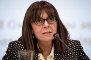 Αικατερίνη Σακελλαροπούλου: Πρόεδρος της Δημοκρατίας από την 1η ψηφοφορία