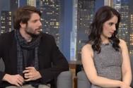 Η Έφη Ρασσιά και ο Πάρης Σκαρτσολιάς μίλησαν στο The 2Night Show για τη σχέση τους (video)