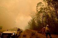 Οι καταιγίδες έσβησαν αρκετές πυρκαγιές στην Αυστραλία
