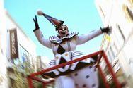 Άρεσε η γυναίκα τελάλης του Πατρινού Καρναβαλιού - Η Μαρία Αγουρίδη ξεσήκωσε τον κόσμο