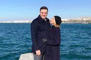 H Tζένη Μπαλατσινού επισκέφθηκε την Achaia Clauss