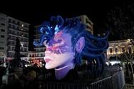 Με τον πιο ηχηρό και φαντασμαγορικό τρόπο, άνοιξε τα φτερά του το Πατρινό Καρναβάλι 2020 (φωτο)