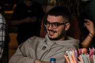 Christos Fourkis at Pas Mal 19-01-20