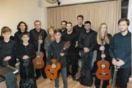 Με επιτυχία πραγματοποιήθηκε η Συναυλία της Κιθαριστικής Ορχήστρας Πατρών! (video)