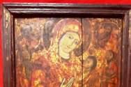 Αρχαιοκάπηλος προσπάθησε να πουλήσει εικόνα της Παναγίας