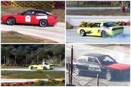 Πάτρα - Πλούσιο θέαμα από επαγγελματίες οδηγούς για καλό σκοπό! (video)