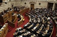 Ένταση στη Βουλή για τον εκλογικό νόμο