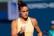 Τεράστια νίκη για τη Σάκκαρη στο Australian Open