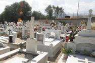 Ρήμαξαν τα μνήματα σε πέντε νεκροταφεία στην Αργολίδα