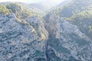 Φαράγγι Μύλων: Ο άγνωστος επίγειος παράδεισος της Αττικής (video)