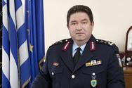 Στην Πάτρα ο αρχηγός της ΕΛ.ΑΣ. αντιστράτηγος Μιχάλης Καραμαλάκης