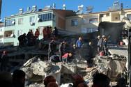 Στους 39 οι νεκροί από το σεισμό στην Τουρκία