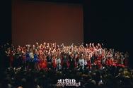 Κοπή Πίτας - Χορευτικές Επιδείξεις Σχολής Χορού