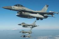 Αιγαίο - 60 παραβιάσεις από τουρκικά μαχητικά