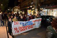 Πάτρα: Η Δημοτική Αρχή συμμετείχε στη συγκέντρωση κατά της συμφωνίας Ελλάδας - ΗΠΑ