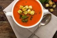 Ετοιμάστε μια γρήγορη ντοματόσουπα