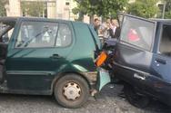 Πατρών - Πύργου: Τροχαίο με καραμπόλα και πέντε τραυματίες