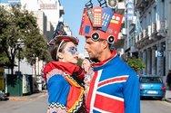 Ας γίνουμε... Λονδρέζοι στο Καρναβάλι της Πάτρας! (pics)