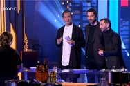 Master Chef: Ο Σωτήρης Κοντιζάς απέσυρε την ποδιά από διαγωνιζόμενη (video)