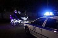 Επεισοδιακή καταδίωξη διαρρηκτών στην παλαιά Εθνική Οδό Πατρών - Κορίνθου