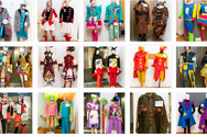 Δείτε τον κατάλογο με τις στολές των πληρωμάτων του Πατρινού Καρναβαλιού
