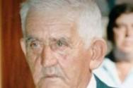 Ευχαριστήριο πένθους για τον Δημήτριο Γεωργιόπουλο