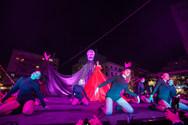 Το λαϊκό θέατρο δρόμου, μας καλεί για ένα ακόμα ραντεβού σε διάφορα σημεία της Πάτρας!