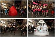 Χορευτικά από τις Rising Flames και το Θέατρο Δρόμου