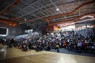 Ηράκλειο έγινε το Promitheas Park στην Πάτρα για τον τελικό του Κυπέλλου
