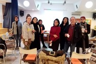Πάτρα: Ολοκληρώθηκε το σεμινάριο νέων μελών της Κίνησης
