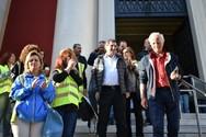 Πάτρα: Εκδικάστηκε η αίτηση ασφαλιστικών μέτρων 433 εργαζόμενων του Δήμου
