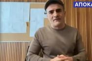Ο Π. Σταματόπουλος για την περιπέτεια που έζησε στην πτήση για Βρυξέλλες (video)