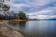 Η πανέμορφη λίμνη Τριχωνίδα (video)