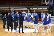 Πάτρα: Η Εθνική Ανδρών υποδέχεται τη Βουλγαρία στο «Δ. Τόφαλος» - Ξεκίνησαν οι προπονήσεις