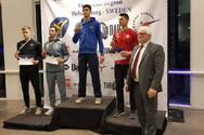 Χάλκινο μετάλλιο ο Τεληκωστόγλου στοPresidents Cup G2 Europe (φωτο)