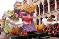 Η Πάτρα και το Καρναβάλι της στον Διεθνή Αερολιμένα Αθηνών! (pic)